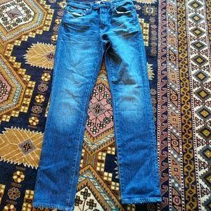 Madewell Slim High Rise Boyfriend Jeans
